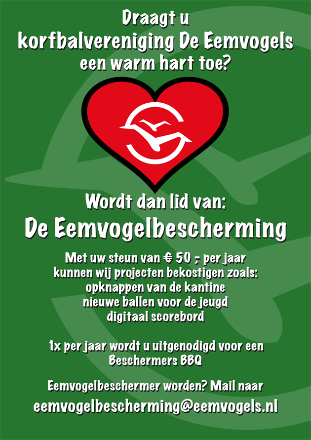 Eemvogelbescherming_poster